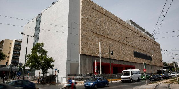 A view of the National Museum of Contemporary Art in Athens, Greece, on Saturday, May 16, 2015. The ministry...