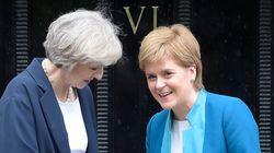 Η Σκωτία δεν έχει δικαίωμα βέτο όσον αφορά το Brexit, διαμηνύει η πρωθυπουργός της Βρετανίας,