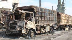 ΟΗΕ: Το κομβόι δέχτηκε επίθεση από