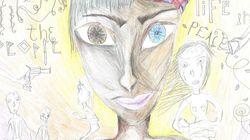 Ζωγραφιά 14χρονης από τα Γιαννιτσά πρώτη σε παγκόσμιο