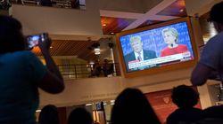 Debate σε ηλεκτρισμένη ατμόσφαιρα για Κλίντον και Τράμπ. Αλληλοκατηγορίες για εξωτερική πολιτική, οικονομία,
