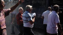 Εντοπίστηκε ο αστυνομικός που έκανε χρήση χημικών κατά συνταξιούχων στην Ηρώδου