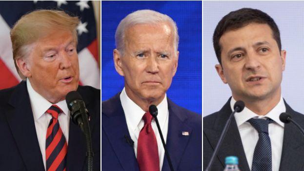 Donald Trump soupçonné d'avoir demandé à l'Ukraine d'enquêter sur le fils de Joe Biden