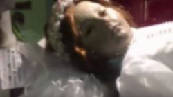 Ισχυρίζονται ότι Μεξικανή Αγία ανοιγόκλεισε τα μάτια της και έχουν και «αποδεικτικό»
