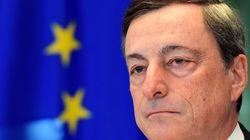 Ντράγκι: Επιβραδύνονται οι ρυθμοί ανάπτυξης στην ευρωζώνη για το