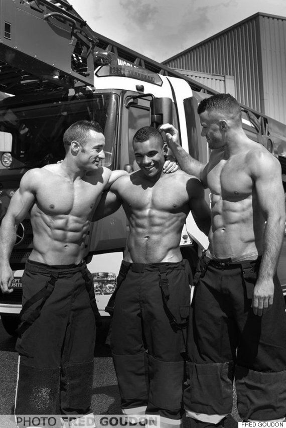 Το ημερολόγιο με τους Γάλλους πυροσβέστες μας «άναψε