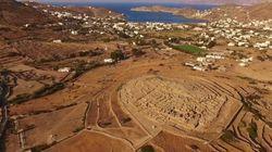 Σκάρκος, ο μεγαλύτερος οικισμός του Πρωτοκυκλαδικού κόσμου από