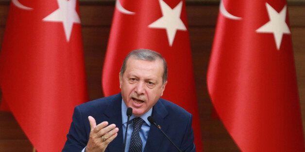 Οι δηλώσεις Ερντογάν για τη συνθήκη της Λωζάνης έχουν ως σκοπό το Ιράκ και τη