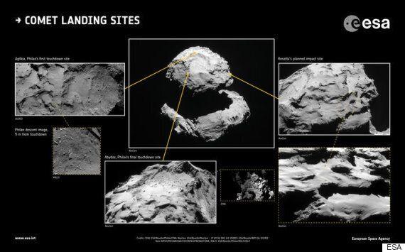Αποστολή εξετελέσθη: Το ταξίδι του διαστημοπλοίου Rosetta τελείωσε με πρόσκρουση στον