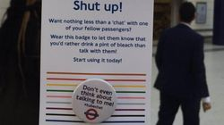 «Τρόμος» στο ΜΕΤΡΟ του Λονδίνου από την καμπάνια που παρακινεί τους επιβάτες να...πιάσουν