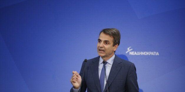 Επιμένει ο Μητσοτάκης: Πρέπει να φύγουν το συντομότερο δυνατόν. Μόνο με εκλογές θα απαλλαγεί η Ελλάδα...