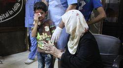 Από αέρα και στεριά «χτύπησαν» οι φιλοκυβερνητικές δυνάμεις το μεγαλύτερο νοσοκομείο στο ανατολικό