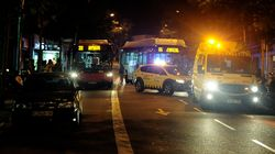 Ανατροπή τουριστικού λεωφορείου στη Βαρκελώνη με πολλούς
