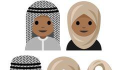 15χρονη μουσουλμάνα ζητάει από την Apple να δημιουργηθεί emoji με