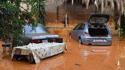 Παράταση πληρωμής φορολογικών υποχρεώσεων σε πληγείσες από φυσικά φαινόμενα περιοχές της