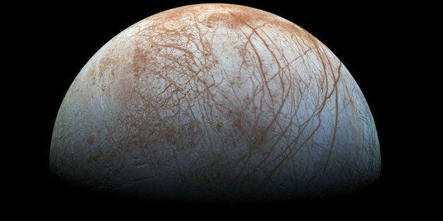 NASA: Ανακοινώσεις περί απρόσμενης δραστηριότητας στην Ευρώπη, φεγγάρι του Δία, τη