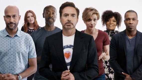Οι Avengers δεσμεύονται πως αν οι Αμερικάνοι ψηφίσουν Hillary, ο Mark Ruffalo θα εμφανιστεί