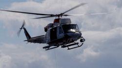 Νέα τουρκική πρόκληση, με χαμηλή πτήση ελικοπτέρου πάνω από την