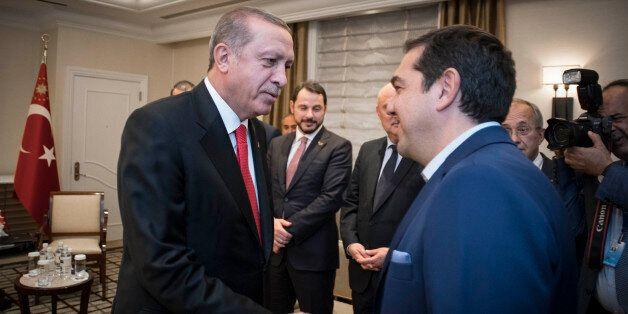 Προσφυγικό, βίζα, πραξικόπημα, οι «οκτώ» και το Κυπριακό στη συνάντηση Τσίπρα-