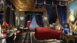 «The 13», το πιο υπερβολικά πολυτελές ξενοδοχείο στον κόσμο. Ή πως θα ήταν το εσωτερικό ενός αβγού