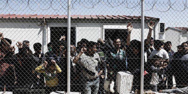 Επεισόδια και συλλήψεις σε συλλαλητήριο στη Χίο για το
