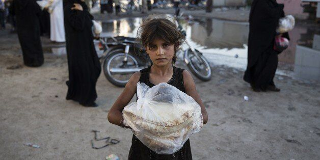 ALEPPO, SYRIA - SEPTEMBER 07 : The Foundation for Human Rights and Freedoms And Humanitarian Relief (IHH)...