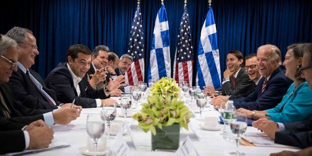 Τσίπρας σε Μπάιντεν: Σταθερή και βιώσιμη λύση για το χρέος για να επιταχύνει η Ελλάδα στις