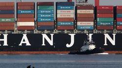 Ναυτικοί βρίσκονται παγιδευμένοι στη Σιγκαπούρη όταν το νοτιοκορεάτικο πλοίο τους...