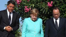 «Σύννεφα» ξανά στην Ευρώπη. Ο Ρέντσι δεν κλήθηκε στη συνάντηση Μέρκελ-Ολάντ στο Βερολίνο. Γίνεται λόγος για ρήξη με τη