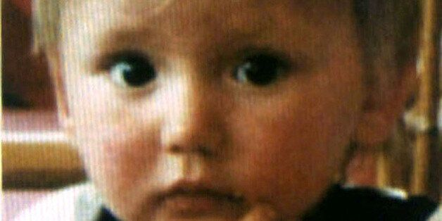An undated file image handed out by South Yorkshire Police shows toddler Ben Needham who went missing...