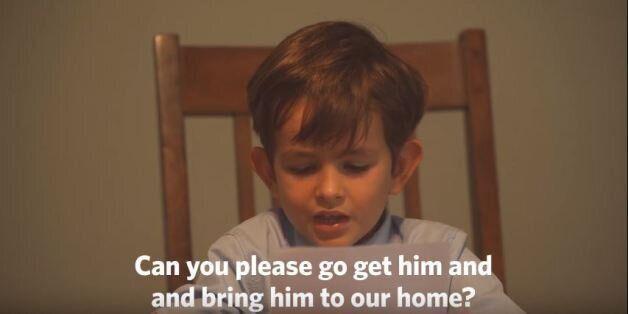 Εξάχρονος Αμερικανός ζητά από τον Ομπάμα να του επιτρέψει να φιλοξενήσει τον μικρό