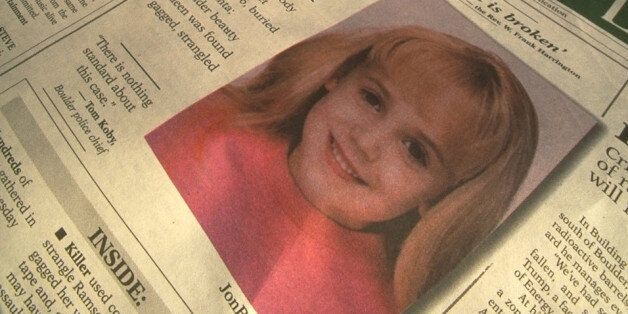 American child JonBenét Ramsey was murdered at age 6, in Boulder. (Photo by Axel Koester/Sygma via Getty