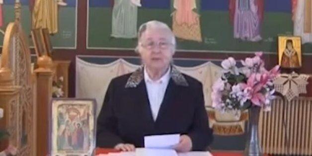 Ο εξάλογος της θείας Ουρανίας για το πώς πρέπει να συμπεριφερόμαστε στην Εκκλησία που έγινε