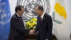 Ικανοποίηση Μπαν Κι Μουν για την πρόοδο στις συζητήσεις για το Κυπριακό. Τι συζήτησε με τον