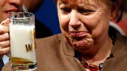 Το 42% των Γερμανών προκρίνει την υποψηφιότητα του Βαυαρού Ζέεχοφερ αντί της Μέρκελ για την
