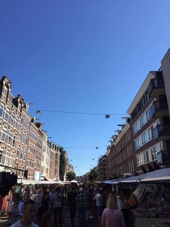 Πήγα για μία εβδομάδα στο Άμστερνταμ και τώρα θέλω να αλλάξω τη ζωή μου: Να