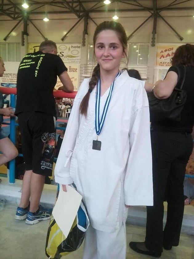 Μαρία Κοκάλα: Η 15χρονη μαθήτρια που κατέκτησε το ευρωπαϊκό βραβείο «Ηγετικής