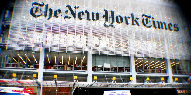 The New York Times Building, Manhattan, NY,