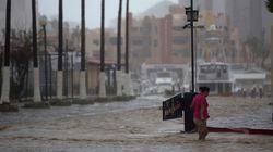 Μεξικό: Δύο νεκροί, τρεις αγνοούμενοι μετά το πέρασμα του τυφώνα