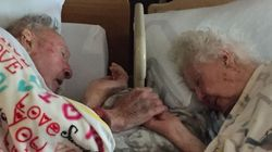Το ζευγάρι που έμεινε για 77 χρόνια μαζί μέχρι που τους χώρισε ο
