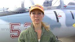 Η πιλότος μαχητικού που η κυβέρνηση της ζήτησε να γίνει καμικάζι και να καταρρίψει πολιτικό