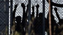 Ψευδείς πληροφορίες για νεκρούς μετανάστες προκάλεσε επεισόδια στο hot spot της Μόριας στη