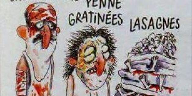 Οργή στην Ιταλία με το περιοδικό Charlie Hebdo που σε σκίτσο του παρομοίαζε τα θύματα του σεισμού με