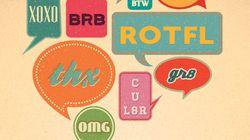 LMFAO, BRB, TTYL...Τα 43 πιο δημοφιλή ακρωνύμια που συναντάμε στο internet. Σίγουρα ξέρετε τι