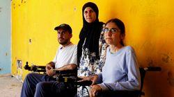 Η περιπέτεια του Alan και της Gyan, δύο αδελφών με αναπηρία που δραπεύτευσαν από τη Συρία του Ισλαμικού