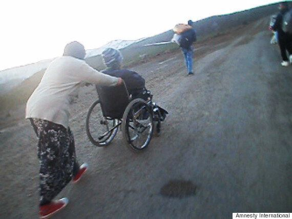 Η περιπέτεια του Alan και της Gyan. Δύο αδέλφια, πρόσφυγες με αναπηρία που δραπεύτευσαν από τη Συρία...