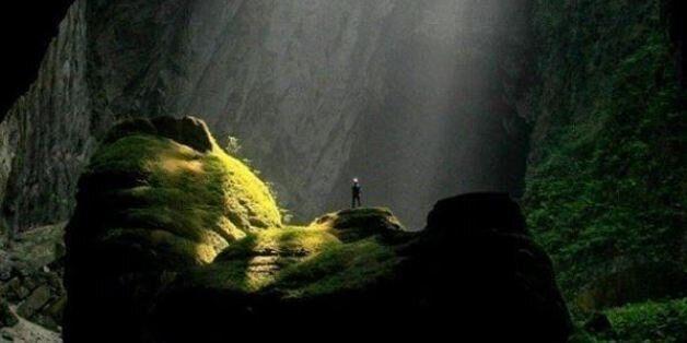 Αυτή είναι η μεγαλύτερη σπηλιά του κόσμου και βρίσκεται στο
