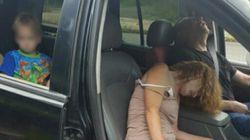 Αυτό είναι τα ναρκωτικά: Ζευγάρι έπεσε αναίσθητο από υπερβολική δόση ενώ στο πίσω κάθισμα είχε