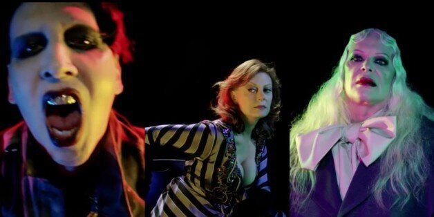 Από τον Marilyn Manson μέχρι τη Susan Sarandon: Το νέο βίντεο του Marc Jacobs είναι τουλάχιστον