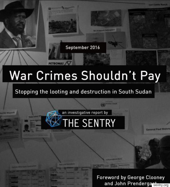 Περί διαφθοράς...Οι ηγέτες του Νότιου Σουδάν ενώ βύθιζαν τη χώρα στο χάος του πολέμου έβγαζαν